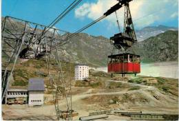 Thème  - Téléphérique -   Téléférique - Robiei Valle Bavona - Funivia San Carlo - Robiei - Cartoline