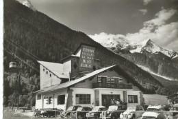 CHAMONIX - MONT BLANC - LA GARE DE DEPART DE L'AIGUILLE DU MIDI - Chamonix-Mont-Blanc