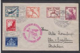 Zeppelin Olympiafahrt 1936   !! Ansehen !! (Del-3303d) - Deutschland