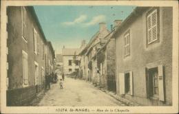 19  SAINT ANGEL / Rue De La Chapelle / - Autres Communes
