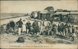 14 VER SUR MER / La Brèche Et Le Dépôt Du Bon Marché / - Altri Comuni