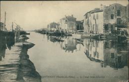 13 MARTIGUES / Le Canal Saint Sébastien / - Martigues