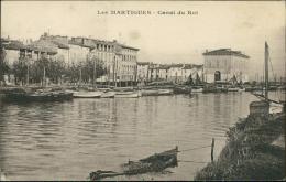 13 MARTIGUES / Canal Du Roi / - Martigues