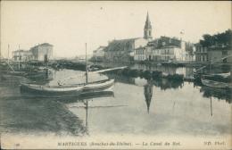 13 MARTIGUES / Le Canal Du Roi / - Martigues