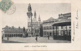 Belgique ALOST  Grand'Place Et Beffroi - Aalst