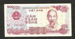 [NC] VIETNAM - 500 DONG (1988) - HO CHI MINH - Vietnam