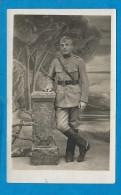 Carte Photo Militaire Français   106° Régiment - Regiments
