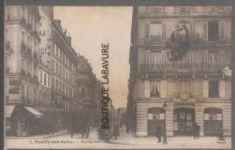 92--NEUILLY SUR SEINE--Rue De Sablonville--commerce-Banque Ste Générale--Diligence--animé - Neuilly Sur Seine