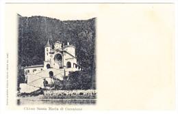 Italien - Campione - Chiesa Santa Maria - - Como