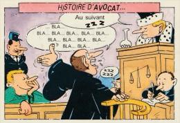 Histoire D'avocat. - Police - Gendarmerie
