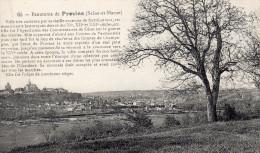 Panorama De PROVINS - Provins