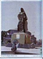 AK IRAK IRAQ MOSUL SPRING TIME STATUE  ALTE POSTKARTEN - Irak