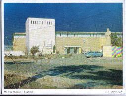 AK IRAK IRAQ BAGHDAD THE IRAQ MUSEUM  ALTE POSTKARTEN - Irak