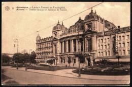 ANTWERPEN / ANVERS - Théâtre Lyrique Et Avn De France - Lyrisch Toonnel En Frankrijklei - Non Circulé - Not Circulated. - Antwerpen