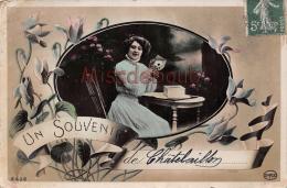 17 - Chatelaillon -  Un Souvenir De     - 2 Scans - Châtelaillon-Plage