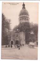 CP, 62, BOULOGNE-sur-MER, La Cathédrale, Vierge - Boulogne Sur Mer