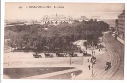 CP, 62, BOULOGNE-sur-MER, Le Casino, Vierge - Boulogne Sur Mer