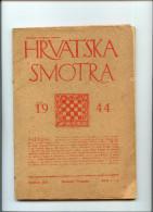 Hrvatska Smotra-----old Magazine - Slav Languages