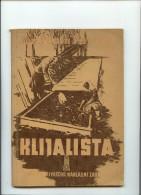 Klijalista-----old book