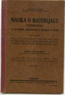 Nauka o materijalu-----old book
