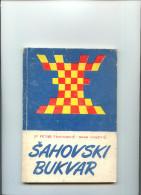 Sahovski bukvar-----old book