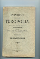 Povijest Turopolja-----old book