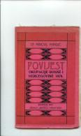 Povijest okupacije Bosne i Hercegovine 1878------old book