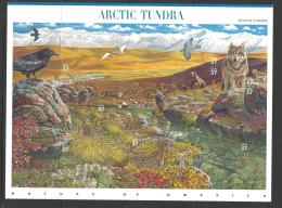 2003 Arctic Tundra, set of 10, mnh