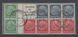 Deutsches Reich H Blatt 93 gestempelt used