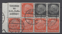 Deutsches Reich H Blatt 88 gestempelt used