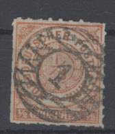 Norddeutscher Postbezirk Michel No. 3 gestempelt used