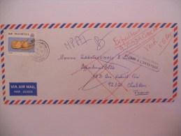 Maurice Lettre De Port Louis 1995 Pour Chatillon - Mauricio (1968-...)