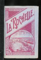 LA ROCHELLE - Dépliant De 22 Vues Dessinées - La Rochelle