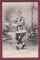 80 - 150914 - PERONNE - Souvenir Du Professeur G. DECOEN - Patin à Roulette Sport - Peronne