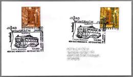 100 Años FERROCARRIL LOCAL LAMBACH - VORCHDORF. Bad Wimsbach 2003 - Eisenbahnen
