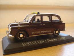 AUSTIN FX4 Taxi 1:43 Dublin 1980 Irlande Ireland Eire Altaya - Voitures, Camions, Bus