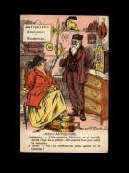 ANTIQUITES - Marchand D´antiquités - Antiquaire - Marchands
