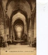 SAINT JUNIEN - INT�RIEUR DE L'EGLISE