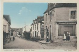 Languidic (Morbihan) Route De Baud - Sonstige Gemeinden