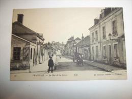 2uxk - CPA  N°99 - VENDOME - La Rue De La Grève - [41]  - Loir Et Cher - Vendome