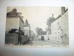 2uxl - CPA  N°120 - VENDOME - La Rue Du Champ De Mars - [41]  - Loir Et Cher - Vendome