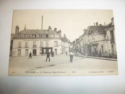 2uxo - CPA  N°71 - VENDOME - Le Faubourg Saint-Bienheuré - [41]  - Loir Et Cher - Vendome