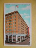 PATERSON. New Jersey. Le Théâtre Fabian Et L'Hôtel Alexander Hamilton. - Paterson