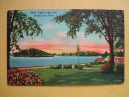 Le Lac Des Isles. - Minneapolis