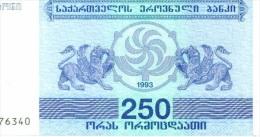 250 Lari 1993 NEUF - Georgia