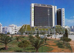 AK Libyen LIBYA BENGHAZI  TIBESTI HOTEL ALTEN POSTKARTEN - Libyen