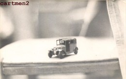 CARTE PHOTO : AUSTIN TAXI 1937-49 DINKY-TOYS ANGLETERRE EXPOSITION JEU JOUET TOY Dinky Toys JEP NOREV MINALUXE SCHUCO - Voitures, Camions, Bus
