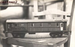 CARTE PHOTO : FOURGON SERIE 18441 MARKLIN ALLEMAGNE JEU JOUET TOY Dinky Toys JEP NOREV MINALUXE SCHUCO - Wagons