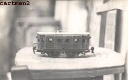CARTE PHOTO : TRAIN R.S. 66/12900 MARKLIN ALLEMAGNE EXPOSITION JEU JOUET TOY Dinky Toys JEP NOREV MINALUXE SCHUCO - Locomotives