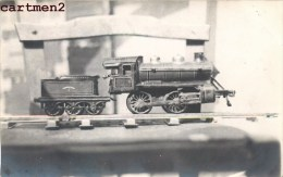 CARTE PHOTO : LOCOMOTIVE O20 KBN 1925 ALLEMAGNE EXPOSITION JEU JOUET TOY Dinky Toys JEP NOREV MINALUXE SCHUCO - Locomotieven